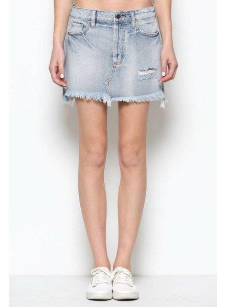 Caroline Denim Skirt