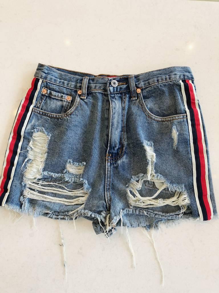 Sydney High Waisted Shorts