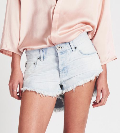 One Teaspoon Brandos Relaxed Fit
