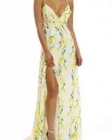 Daffodils Maxi Dress