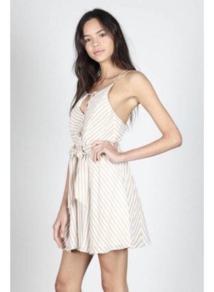 Tessa Stripe Dress