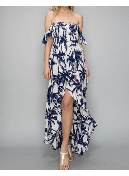 Palm Paradise Maxi Dress