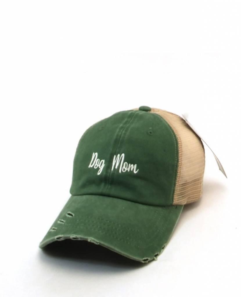 DOG MOM CAP