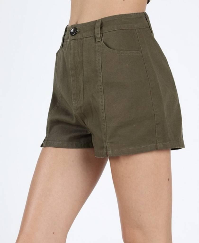 Frankie High Rise Shorts