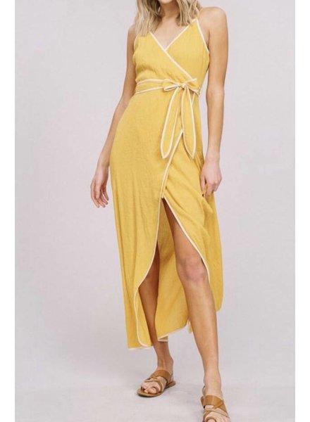 Golden Hour Maxi Dress