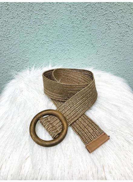 Corfu Stretch Belt