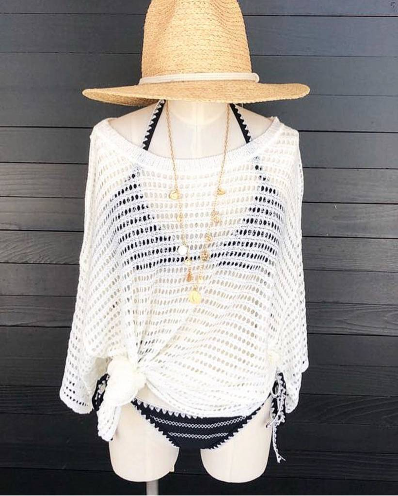 Sun Catcher Cover-Up Tunic