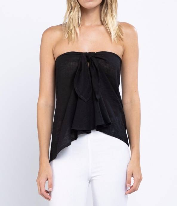 Locals Only Strapless Top