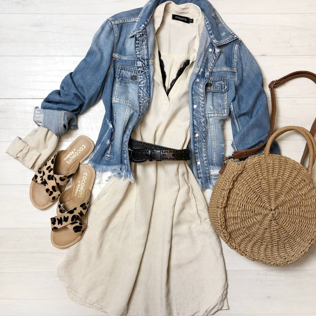 Blakely Shirt Dress