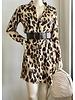 Lizzie Leopard  Dress