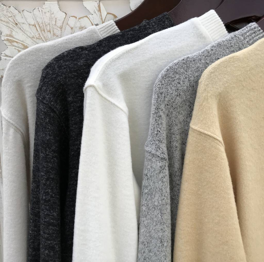 Halley Cotton Sweater