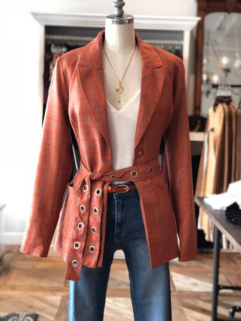 Sally Suit Jacket
