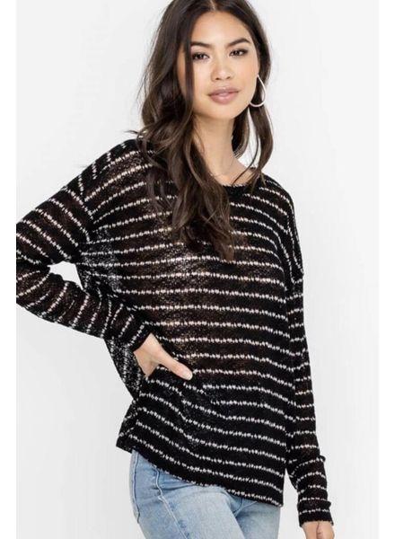 Lauren Striped Sweater