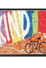 Kind Bike Magnet