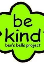 'be kind' bumper sticker