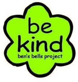 Bumper Sticker 'be kind'