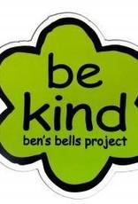 """""""Be Kind"""" Car Magnet"""