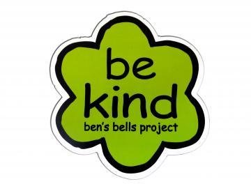 'be kind' Car Magnet