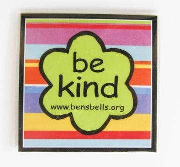 'be kind' Logo Magnet - Small