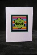 Magnet Card - 'be kind' Logo
