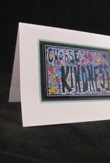 Choose Kindness Magnet Card