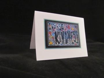 Magnet Card - Choose Kindness