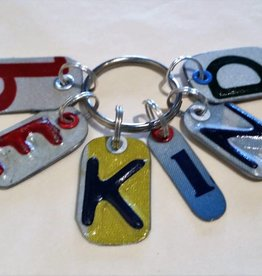 'be kind' Key Chain