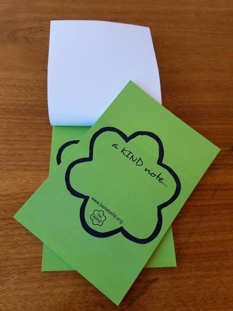 Sticky Kind Note Pad (25/pd)