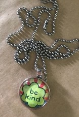 Arizona mural necklace