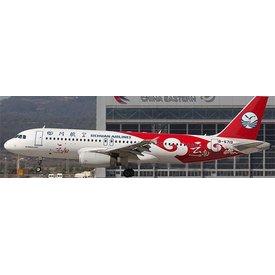 JCWINGS A320-200 Sichuan Yunnan B-6719 1:400