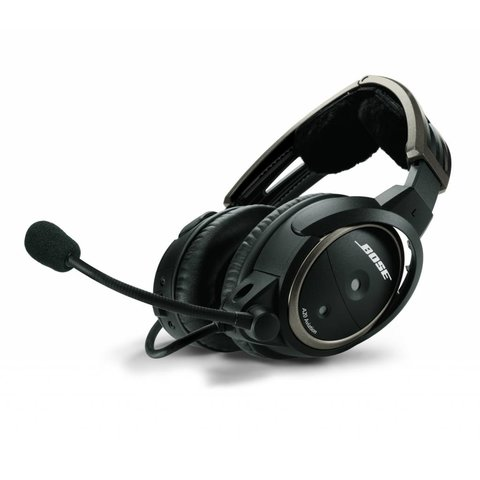 A20® Aviation Headset with Bluetooth®, dual plug (GA), straight cable