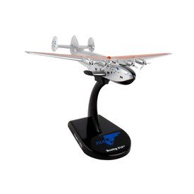 Postage Stamp B314 Pan American Yankee Clipper 1:350 with stand