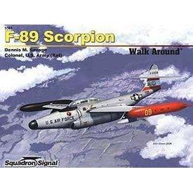 Squadron F89 Scorpion:Walk Around #61 Sc