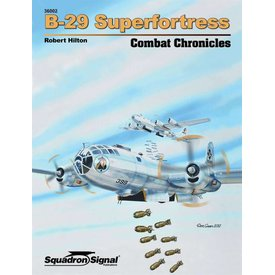 Squadron B29 Superfortress:Combat Chronicles #2 Sc