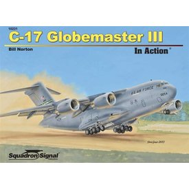 Squadron C17 Globemaster Iii:In Action #231 Sc