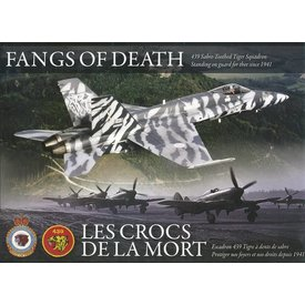 IMAVIATION 439 Squadron History: Fangs of Death/Crocs de la Mort Hardcover (bilingual)