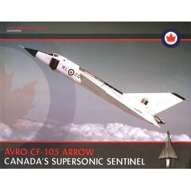 IMAVIATION Avro Cf105 Arrow:Canada's Supersonic Sentinel Sc+Sale+