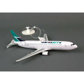 Daron WWT Westjet Flying Plane On a String