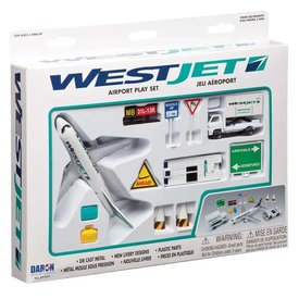 Daron WWT Westjet Airport Play Set
