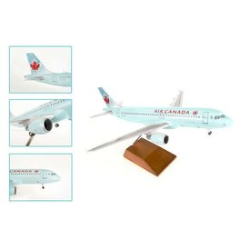 Skymarks Supreme A320 Air Canada 2004 livery 1:100 Supreme With Wood Stand+Gear