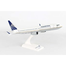 SkyMarks 737 MAX9 COPA 1:130 with stand (no gear)