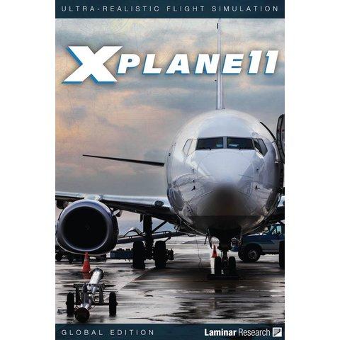 X-Plane 11 Flight Simulator