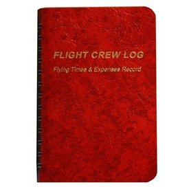 avworld.ca Flight Crew Log Red