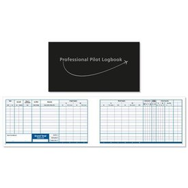 Logbook Large Professional Vip