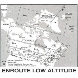 Nav Canada Low Altitude IFR Chart