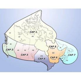 Nav Canada Canada Air Pilot (CAP) Approach Plates
