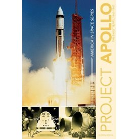 Schiffer Publishing Project Apollo:Early Years:1961-67:Ais Hc