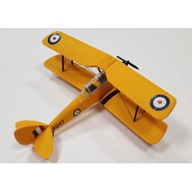AV72 AV72 DH82 TIGER MOTH RCAF 4947 YELLOW CWH 1:72