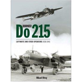 Classic Publications Dornier Do215:Luftwaffe & Other Operators:Classic Hc