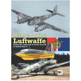 Hikoki Publications Wings Of The Luftwaffe:Flying Captured  Hc